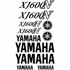Stickers Yamaha XJ600N