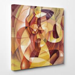 Tableau toile - Abstrait 14