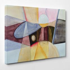 Tableau toile - Abstrait 36
