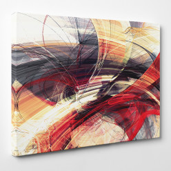 Tableau toile - Abstrait 46