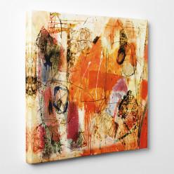 Tableau toile - Abstrait 7