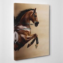 Tableau toile - Cheval 3