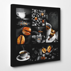 Tableau toile - Coffee