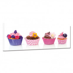 Tableau toile - Cupcakes 6