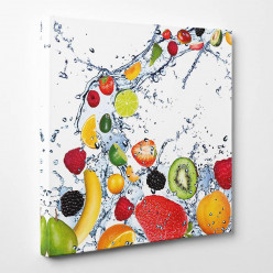 Tableau toile - Fruits 2