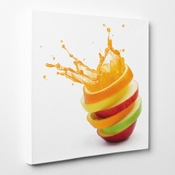 Tableau toile - Fruits 4