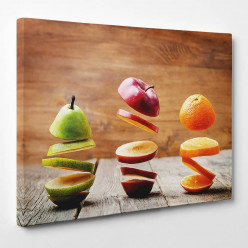 Tableau toile - Fruits 7