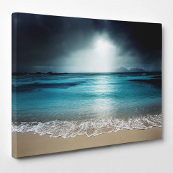 Tableau toile - La mer 22