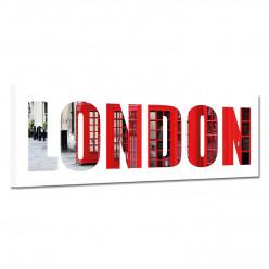 Tableau toile - London 10