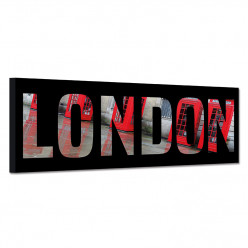 Tableau toile - London 11