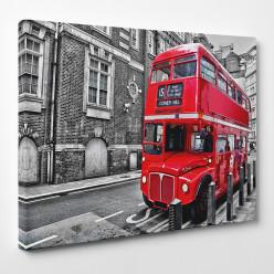 Tableau toile - London 4