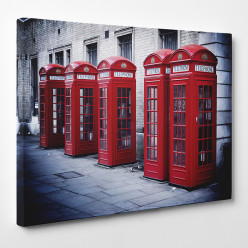 Tableau toile - London 7