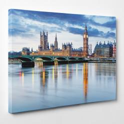 Tableau toile - London 8