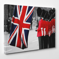Tableau toile - London 9