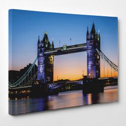 Tableau toile - London Bridge