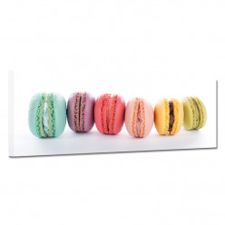 Tableau toile - Macarons 23