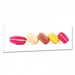 Tableau toile - Macarons 27
