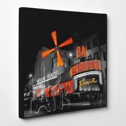 Tableau toile - Moulin Rouge