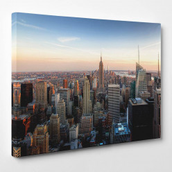 Tableau toile - New York 11