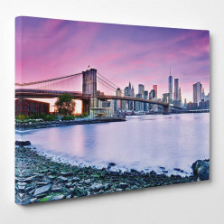 Tableau toile - New York 22