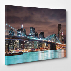 Tableau toile - New York 48