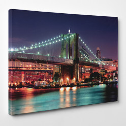 Tableau toile - New York 49