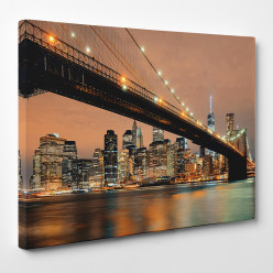 Tableau toile - New York 52