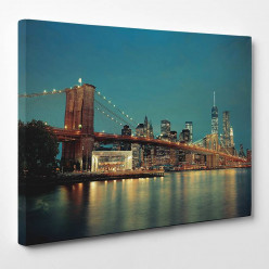 Tableau toile - New York 53