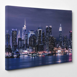 Tableau toile - New York 8