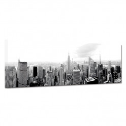 Tableau toile - New York Black&White 3