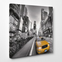 Tableau toile - New York Taxi