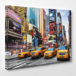 Tableau toile - New York Taxi 6