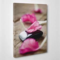 Tableau toile - Pétales des fleurs