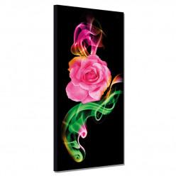 Tableau toile - Rose