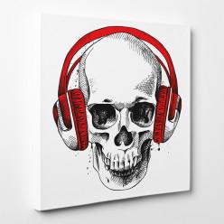 Tableau toile - Skull 9