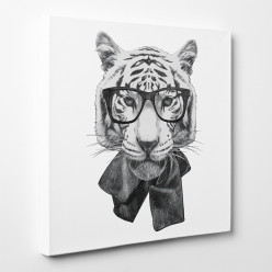 Tableau toile - Tigre 19