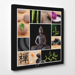Tableau toile - Zen 3