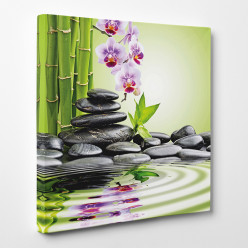Tableau toile - Zen 8