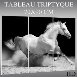Triptyque Forex Cheval
