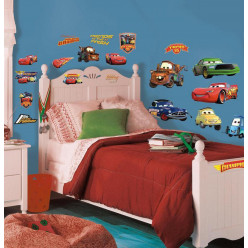 19 Stickers Cars Disney
