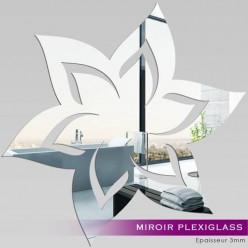 Miroir Plexiglass Acrylique - Etoile de Mer