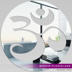 Miroir Plexiglass Acrylique - Oriental 2
