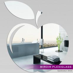 Miroir Plexiglass Acrylique - Pomme