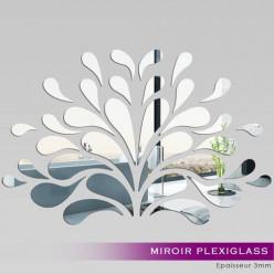 Miroir Plexiglass Acrylique - Splash