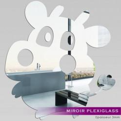 Miroir Plexiglass Acrylique Vache