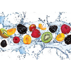 Poster - Affiche fruits