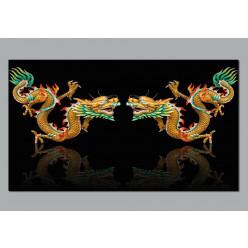 Poster Dragons