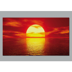 Poster Sunset
