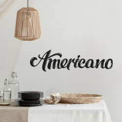Stickers americano