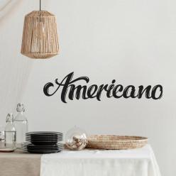 Stickers americano